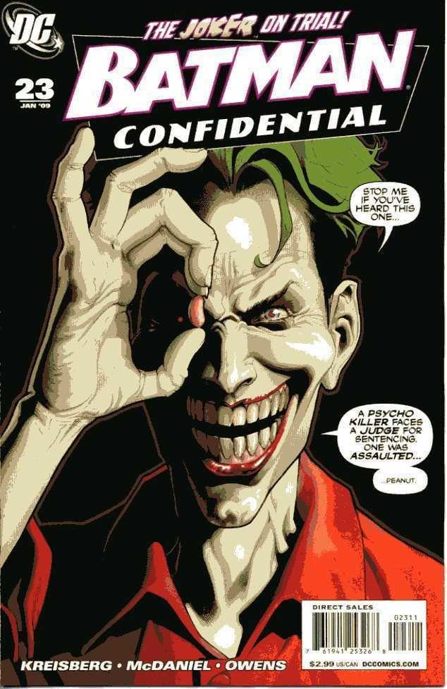 Batman Confidential Batman Confidential Volume Comic Vine