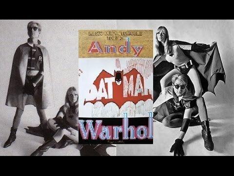 Batman Dracula Batman Dracula 1964 by Andy Warhol YouTube