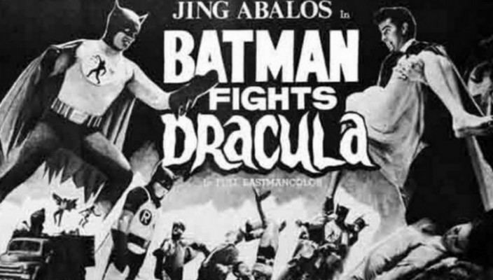 Batman Fights Dracula Batman Fights Dracula 1967 Film Voices of East Anglia