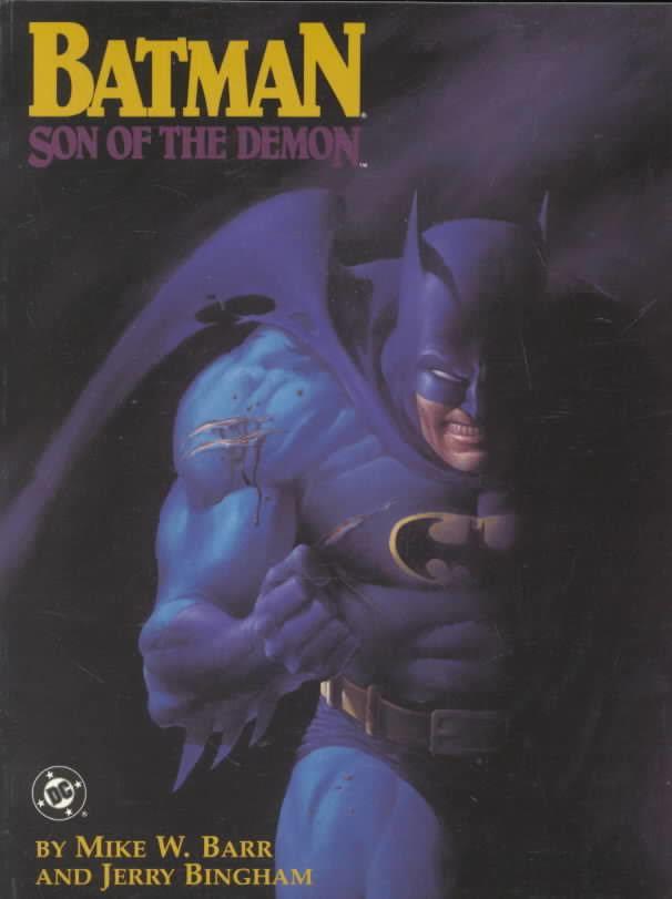Batman: Son of the Demon t1gstaticcomimagesqtbnANd9GcSgnlUDym4hnJ0xT6