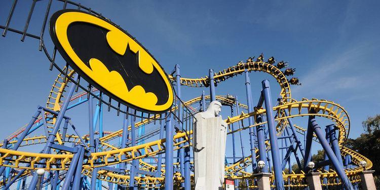 Batman: The Ride Will Batman The Ride Land in Dubai in 2017 KARAGEtv