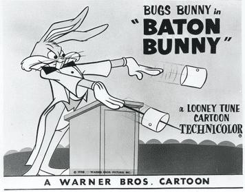 Baton Bunny movie poster