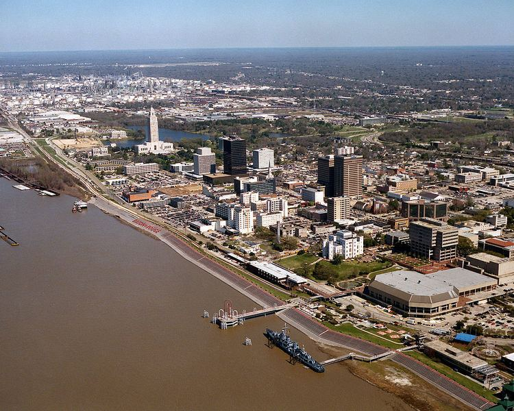 Baton Rouge Louisiana Wicipedia