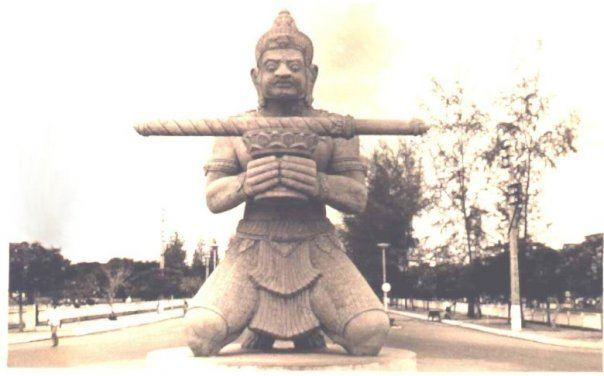 Battambang in the past, History of Battambang