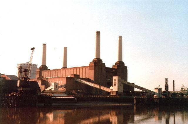Battersea Power Station in popular culture