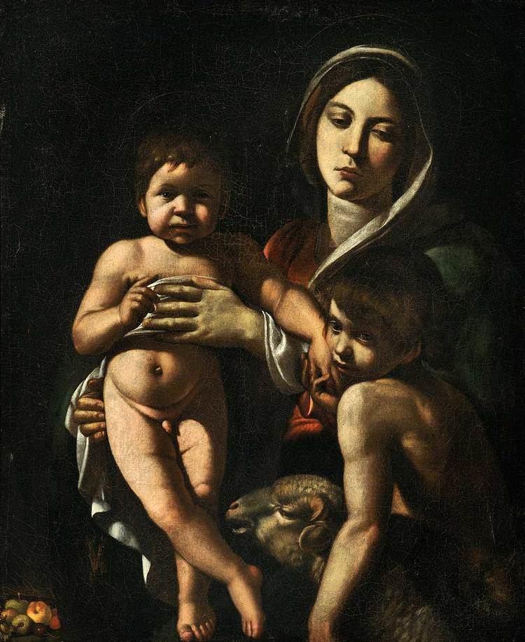 Battistello Caracciolo Un Battistello giovane da ritrovare Fondazione Federico