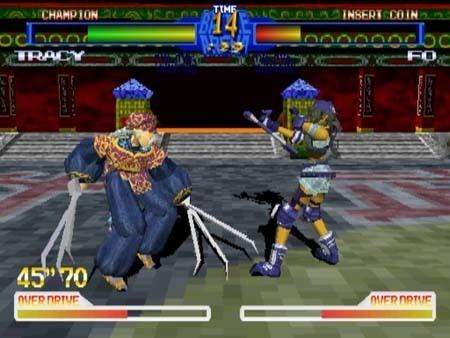 Battle Arena Toshinden 2 Battle Arena Toshinden 2 TFG Review