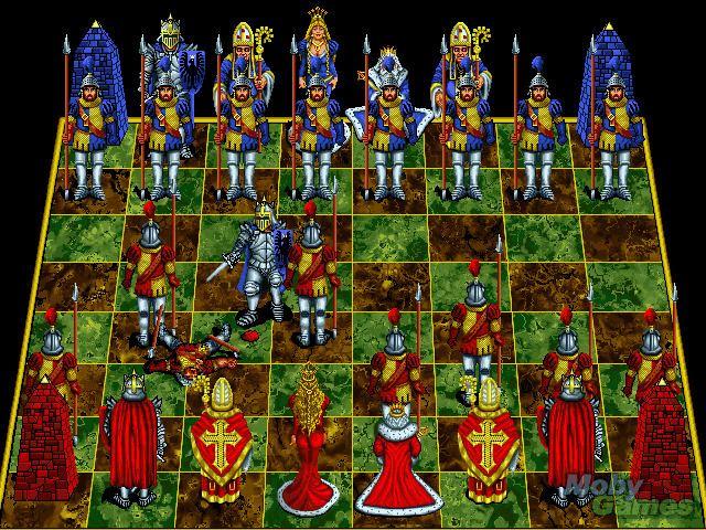 Battle Chess Download Battle Chess Enhanced CD ROM My Abandonware