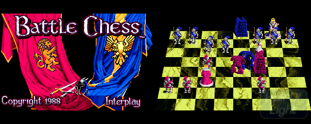 Battle Chess Battle Chess Hall Of Light The database of Amiga games