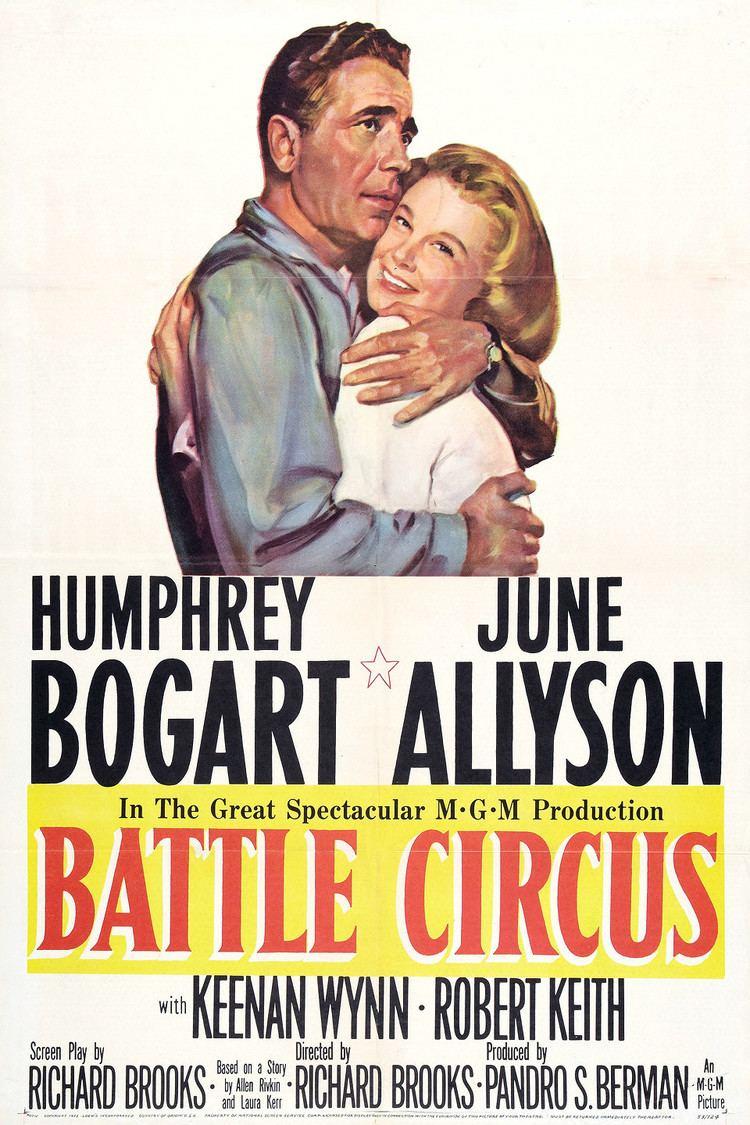 Battle Circus (film) wwwgstaticcomtvthumbmovieposters2854p2854p