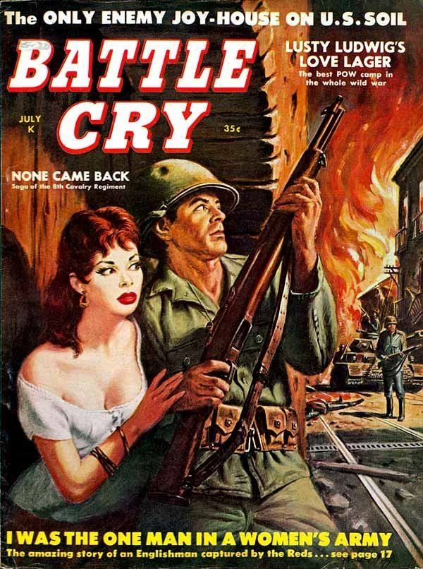 Battle Cry (film) Battle Cry movie information