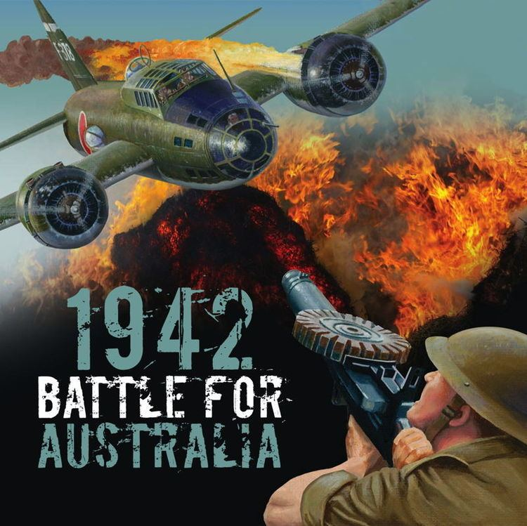 Battle for Australia Niue 2012 Battle for Australia 1942 World War II 70th Anniversary