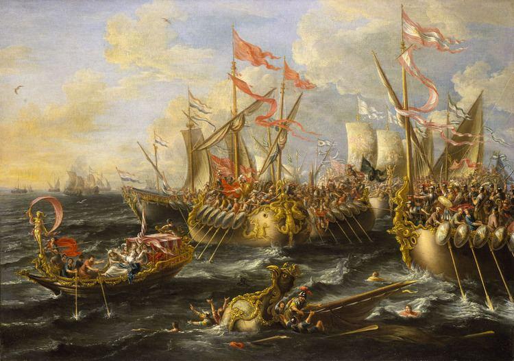 Battle of Actium httpsuploadwikimediaorgwikipediacommons99