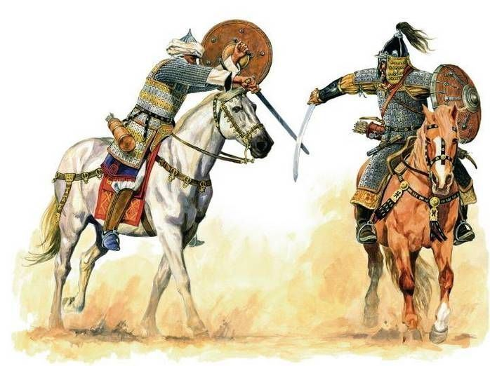 Battle of Ain Jalut Cavalry versus Cavalry The Battle of Ain Jalut Weapons and Warfare