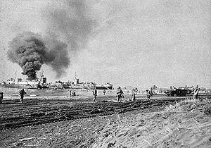 Battle of Anzio Battle of Anzio Wikipedia