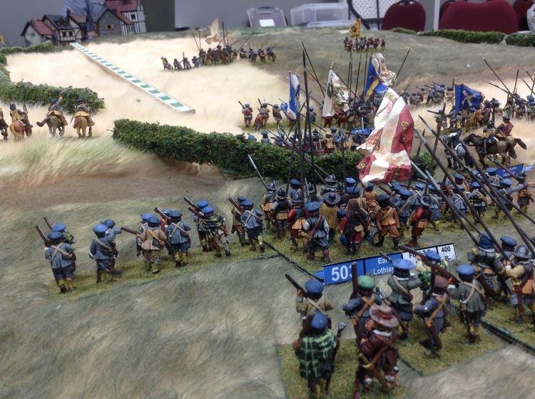 Battle of Auldearn Battle of Auldearn The Land of Counterpane