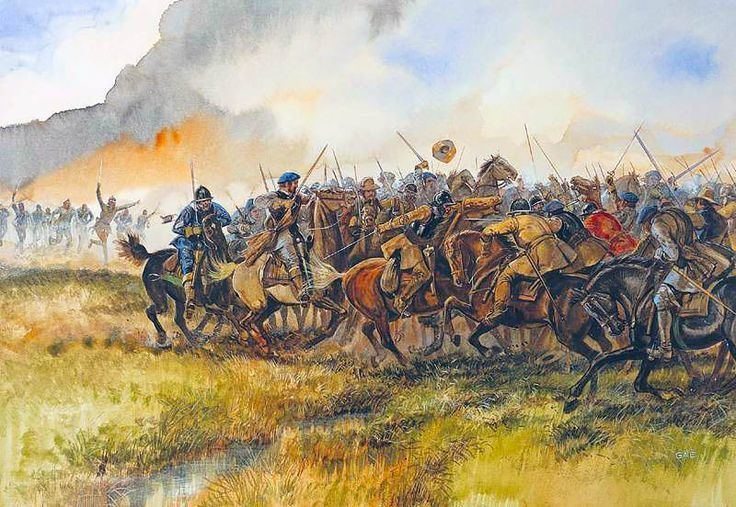 Battle of Auldearn The o39jays and Pintura on Pinterest