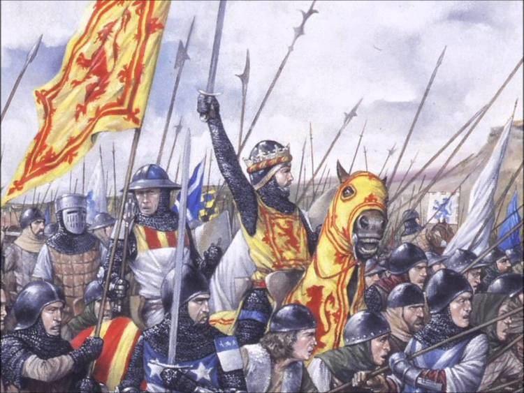 Battle of Bannockburn Alastair McDonald Bannockburn 1314 YouTube