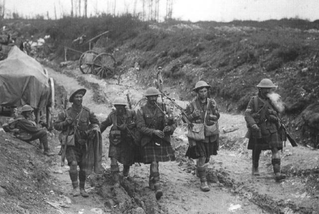 Battle of Bazentin Ridge WWI Centennial Battle of Bazentin Ridge Mental Floss