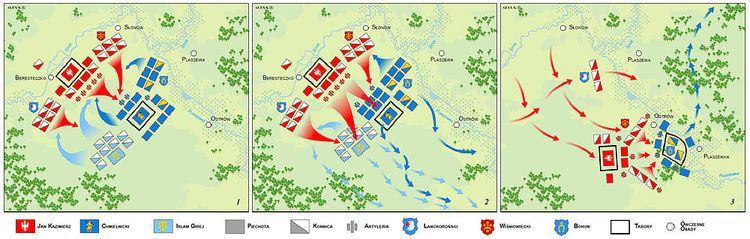 Battle of Berestechko Battle of Berestechko Wikipedia