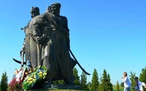 Battle of Berestechko Field Of The Battle Of Berestechko