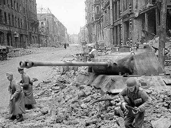 Battle of Berlin The Battle Of Berlin Civilian Military Intelligence Group