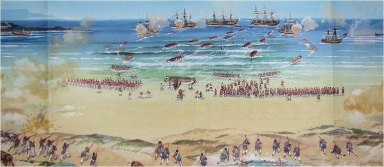 Battle of Blaauwberg The Heroes of Blaauwberg by Willem Steenkamp