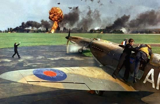 Battle of Britain (film) Battle of Britain film by Hamilton 1969 Britannicacom