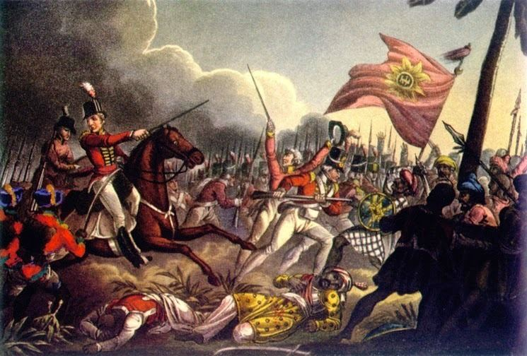Battle of Buxar Background and impact of battle of buxar Essay