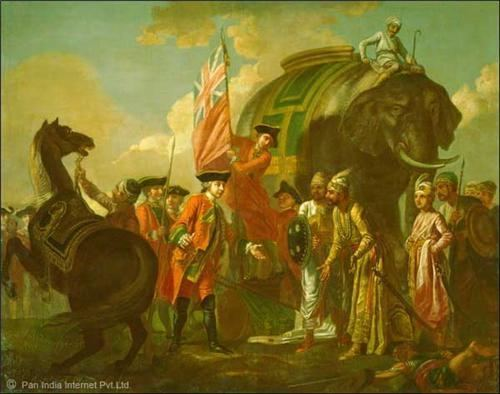 Battle of Buxar Battle of Buxar Major Wars in Indian History