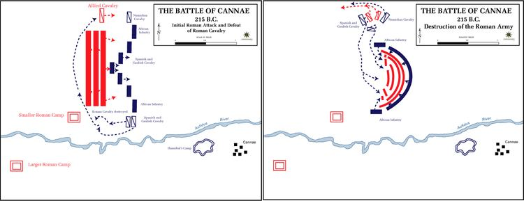 Battle of Cannae Chapter 4 The Battle of Cannae Dickinson College