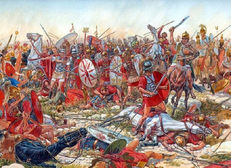 Battle of Cannae Battle of Cannae 216 BC The Success of the Roman
