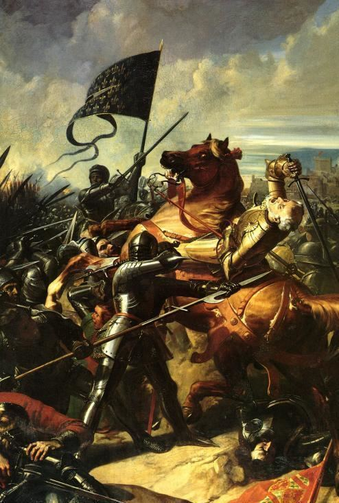 Battle of Castillon On this day 1453England loses Bordeaux