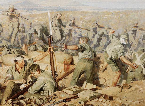 Battle of Chunuk Bair Wellington Battalion captures Chunuk Bair NZHistory New Zealand