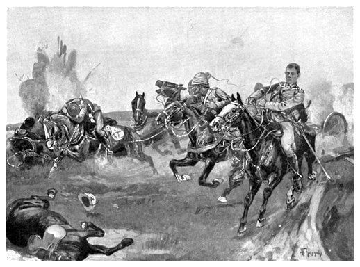 Battle of Colenso Arthur Conan Doyle The Great Boer War Chapter XI The Battle of