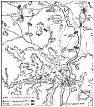 Battle of Colenso Battle of Colenso Wikipedia