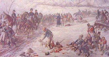 Battle of Corunna Battle of Corunna 1809 Marshal Soult Sir John Moore