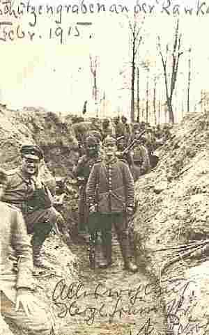 Battle of Łódź (1914) Contribution from Great War Society Member Ilse R Hance