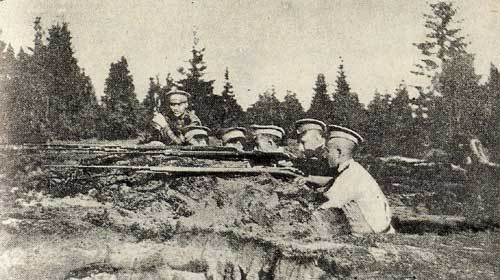 Battle of Łódź (1914) WINTER COMES TO THE EASTERN FRONT BRINGING ITS OWN DEAD The Great