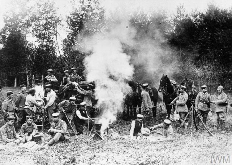Battle of Łódź (1914) THE BATTLE OF D NOVEMBERDECEMBER 1914 HU 57550