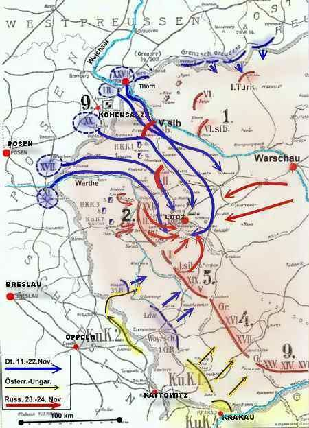 Battle of Łódź (1914) Alternate Race to the Sea and 1st Ypres Alternate History Discussion