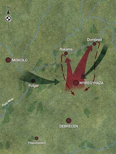 Battle of Debrecen Hobby