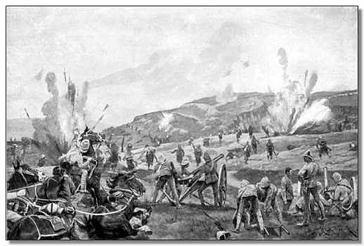 Battle of Elandslaagte Arthur Conan Doyle The Great Boer War Chapter IV The Eve of War