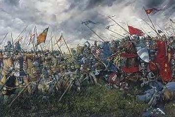 Battle of Falkirk The Battle of Falkirk and the rise of the longbow 1298