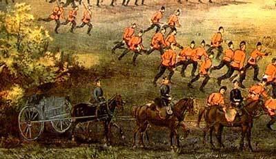 Battle of Fish Creek William D Blatchly 18381903 Fish Creeek Cut Knife Batoche