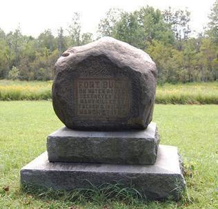 Battle of Fort Bull Fort Bull Marker Mohawk Valley Path Destinations