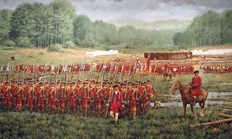 Battle of Fort Necessity George Washington at Battle of Fort Necessity Triggering Start of