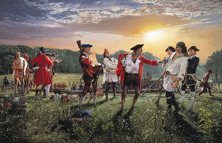Battle of Fort Necessity Battle of Fort Necessity Pennsylvania Weapons and Warfare