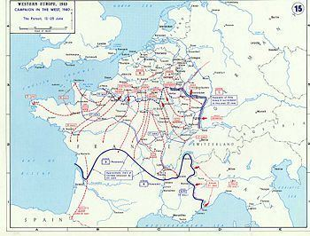 Battle of France Battle of France New World Encyclopedia