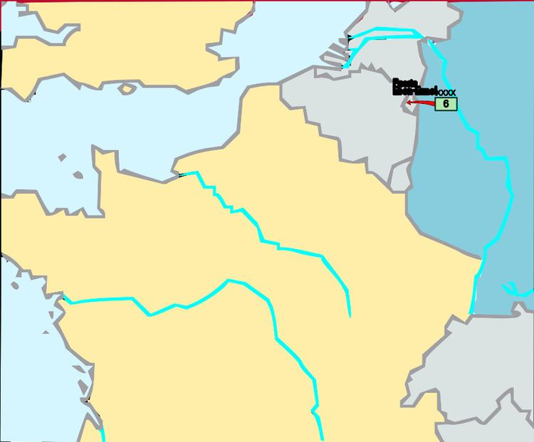 Battle of France FileBattle of france 1940 sixth army route essvg Wikimedia Commons